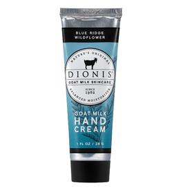DIONIS INC Blue Ridge Wildflower 1oz Hand Cream