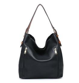 JEN & CO. Alexa Bag in a Bag Black