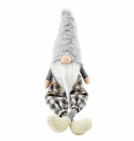 MUDPIE Fuzzy Neutral Dangle Leg Gnome