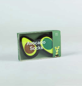 KIMBERLY WAHLBERG COMPANY Socks Fruit Avocado