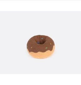 KIMBERLY WAHLBERG COMPANY Socks Doughnut Brown