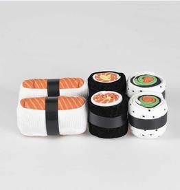 KIMBERLY WAHLBERG COMPANY Socks Sushi Salmon Lovers