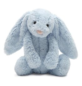 JELLYCAT INC. BOX24BB BASHFUL BUNNY SMALL ASST. JEL