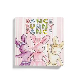 JELLYCAT INC. Book Dance Bunny Dance