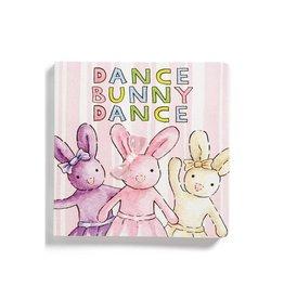 JELLYCAT INC. BOOK DANCE BUNNY DANCE