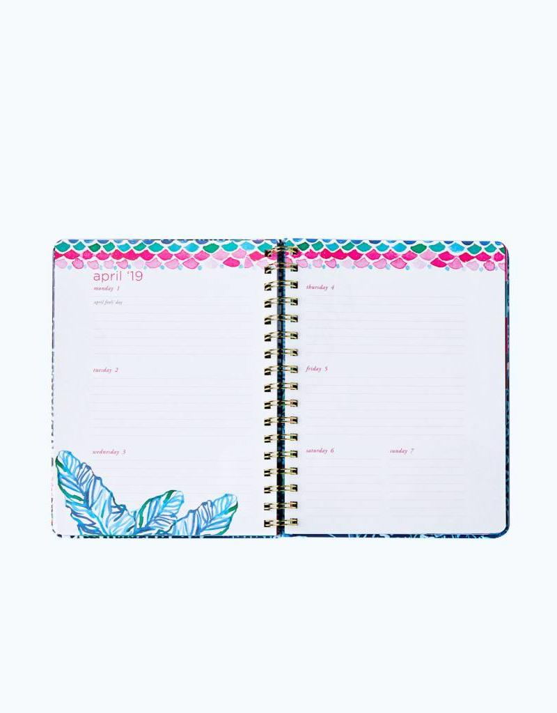 LIFEGUARD PRESS INC. Mermaid Cove Large Agenda Aug 2018-Dec 2019