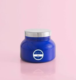 CAPRI BLUE/DPM FRAGRANCE 19oz. Jar Candle  Rain Blue SIGNATURE COLLECTION