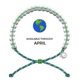 4OCEAN EARTH DAY GREEN BRACELET