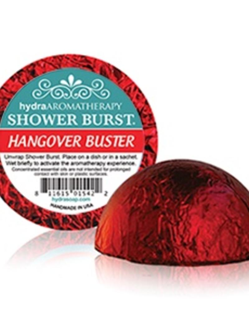 SHOWER BURST HANGOVER BUSTER