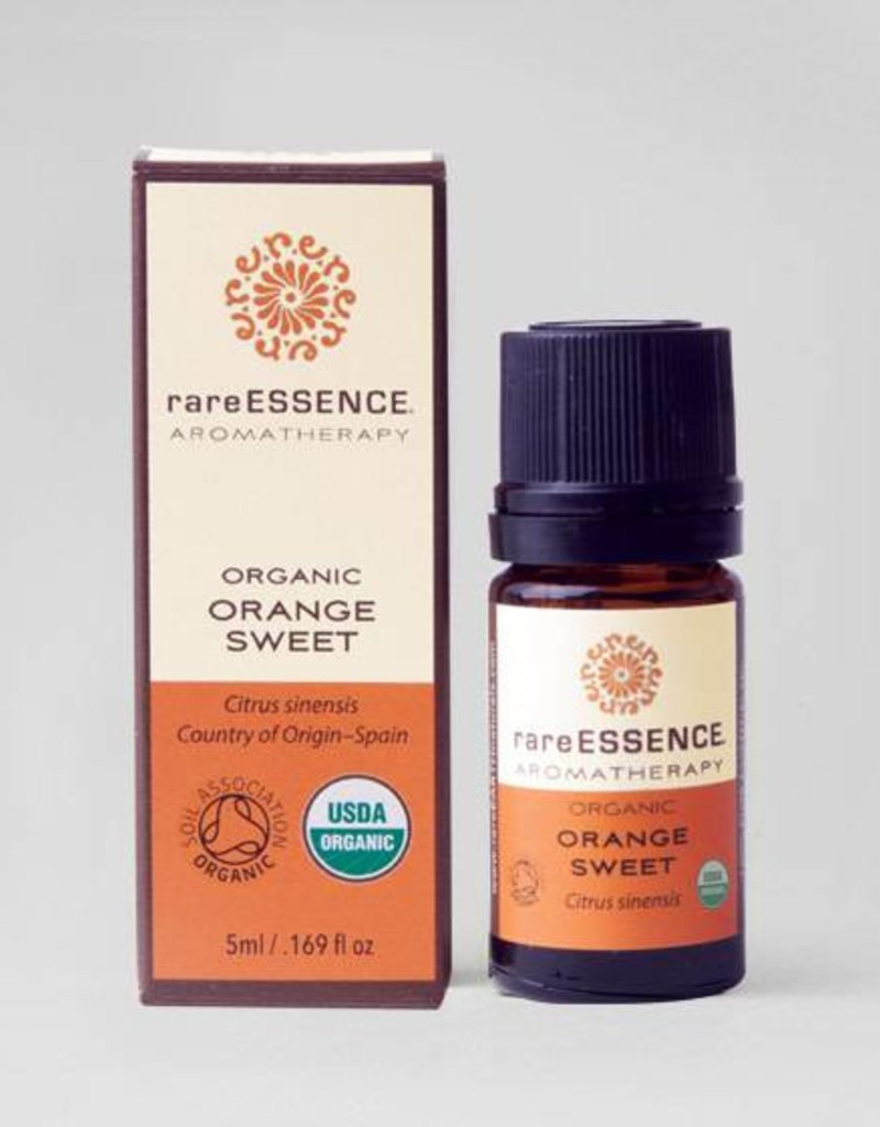 SWEET ORANGE (ORGANIC) OIL 5ML