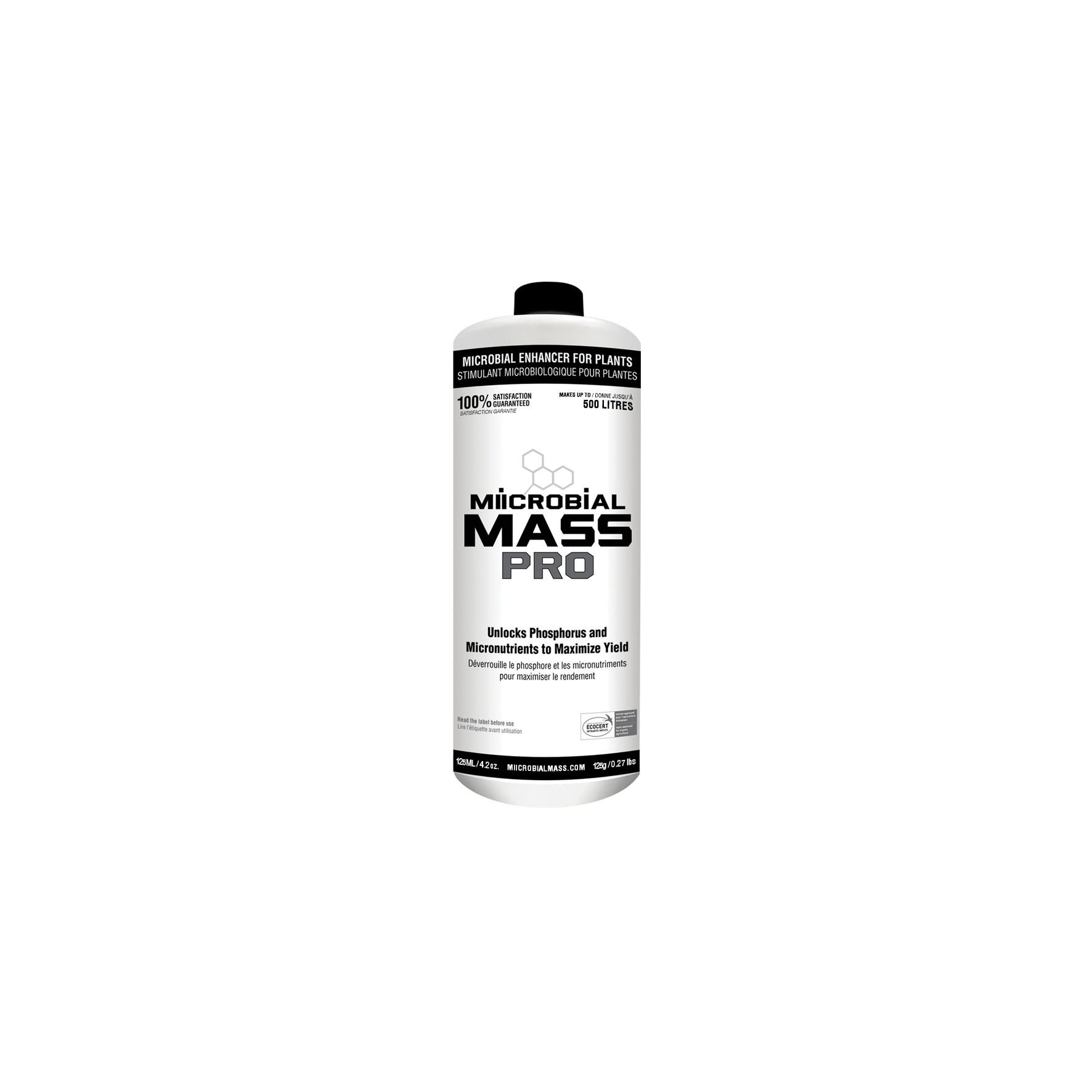 Miicrobial Mass Miicrobial Mass