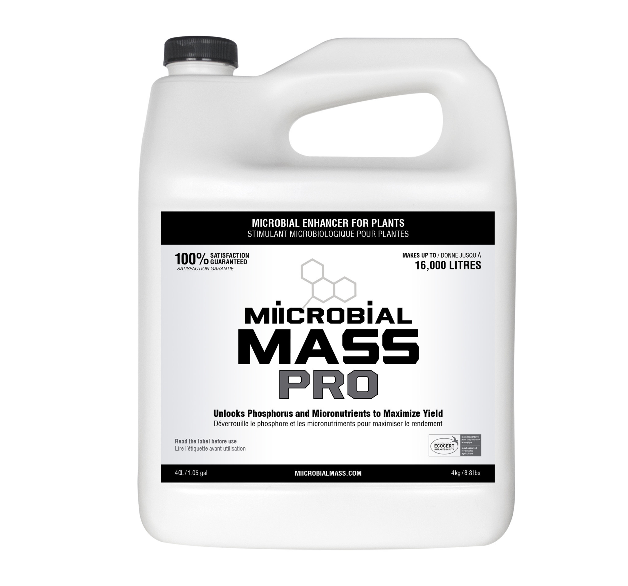 MIIM Horticulture Ltd Miicrobial Mass