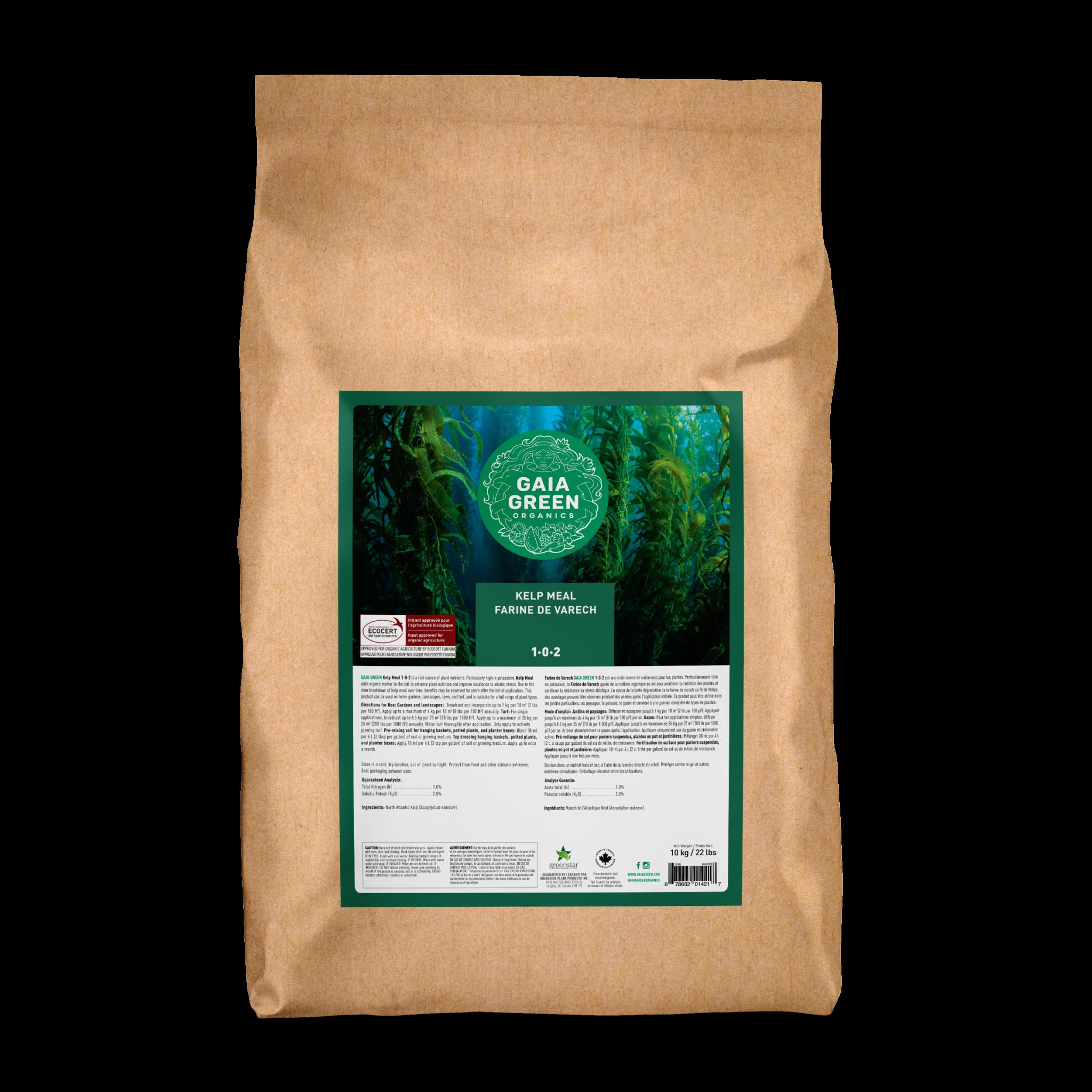 Gaia Green Kelp Meal