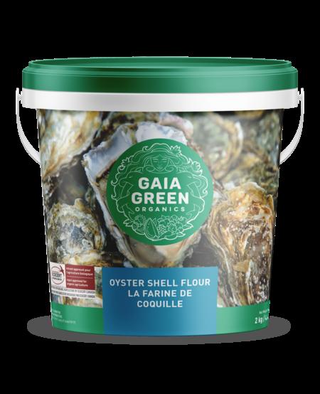 Oyster Shell Flour