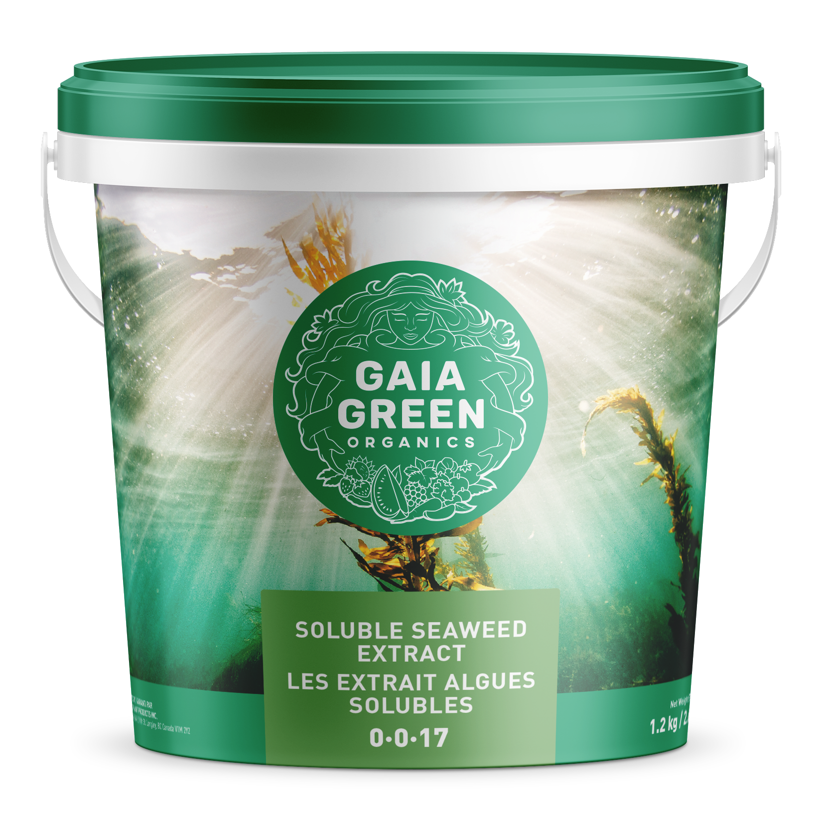 Gaia Green Soluble Seaweed Extract