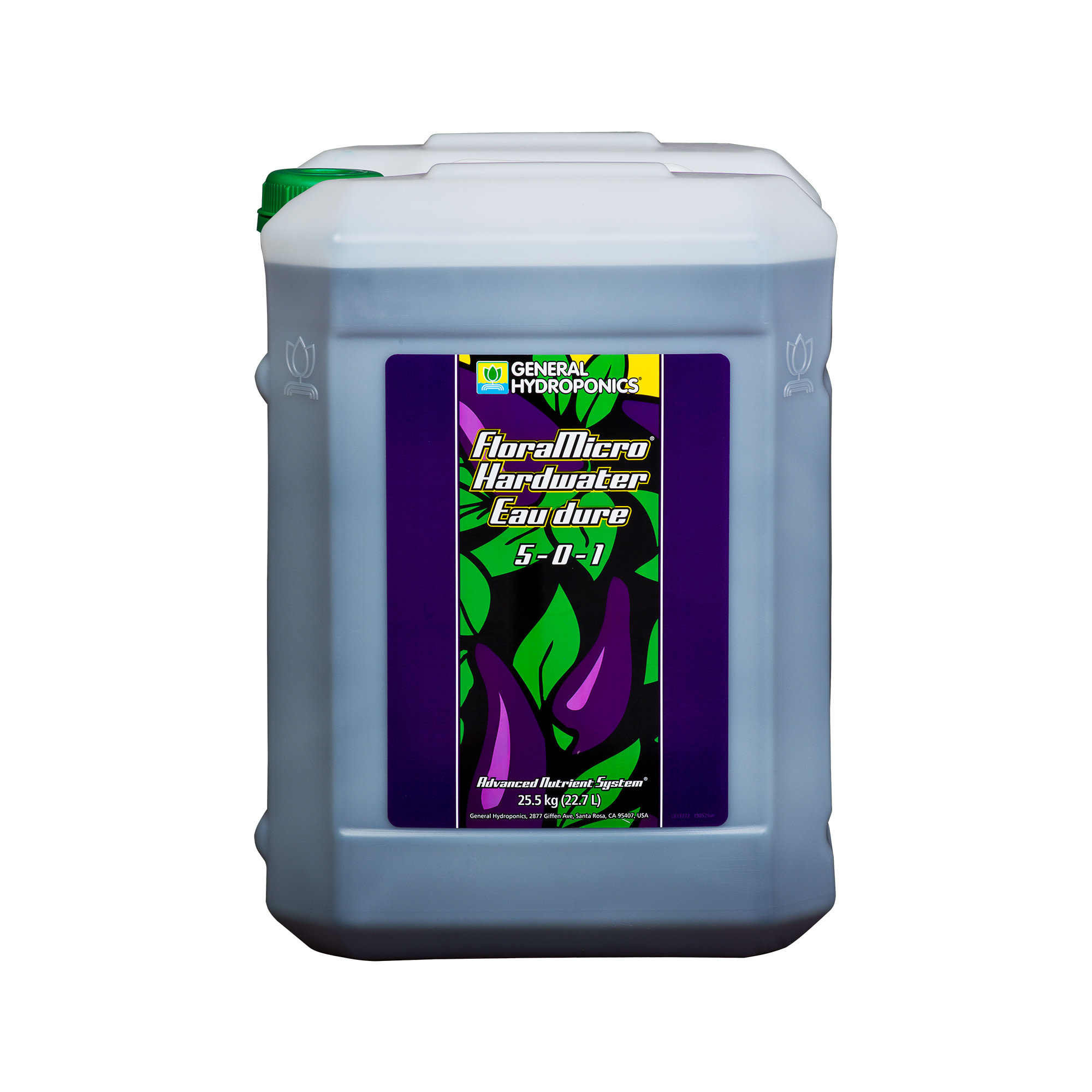 General Hydroponics FloraMicro Hardwater