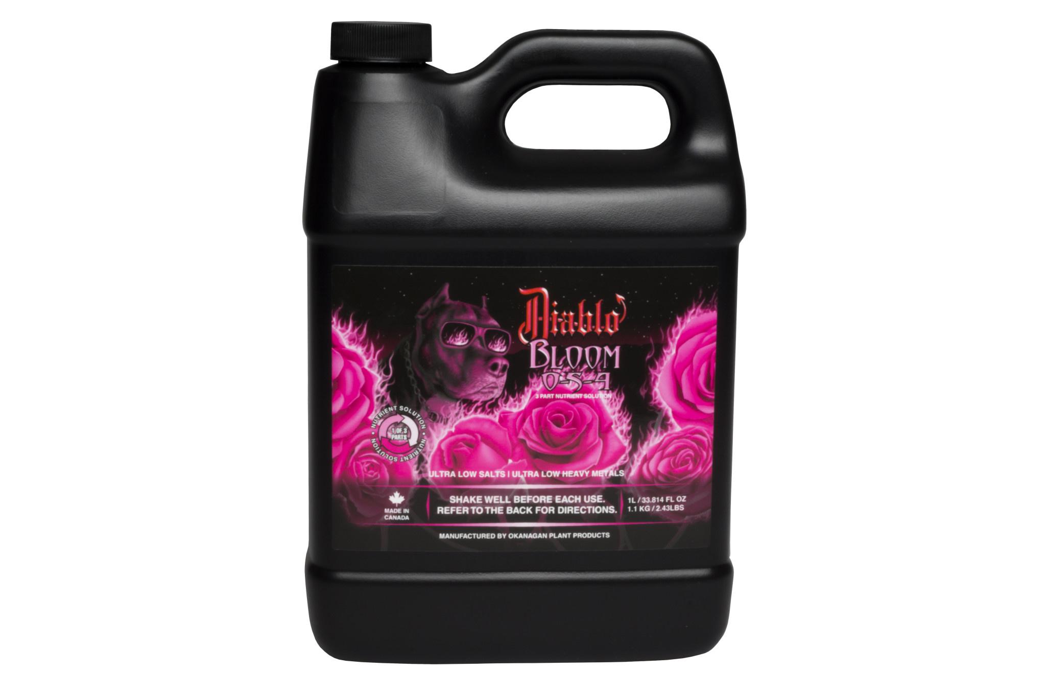 Diablo Nutrients Diablo Nutrients - Bloom