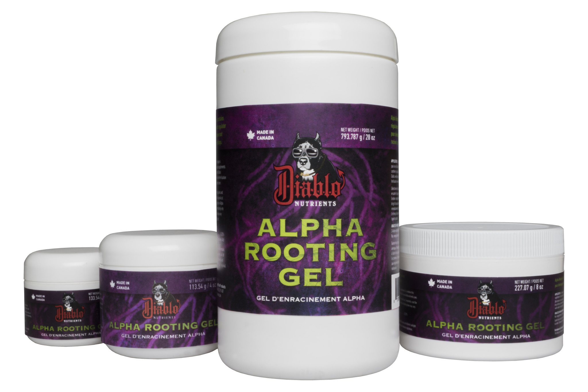 Diablo Nutrients Diablo Nutrients - Alpha Rooting Gel