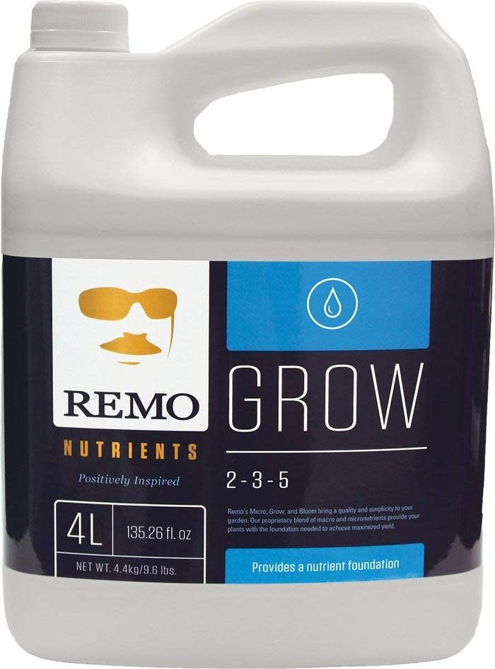 Remo Nutrients Remo's Grow