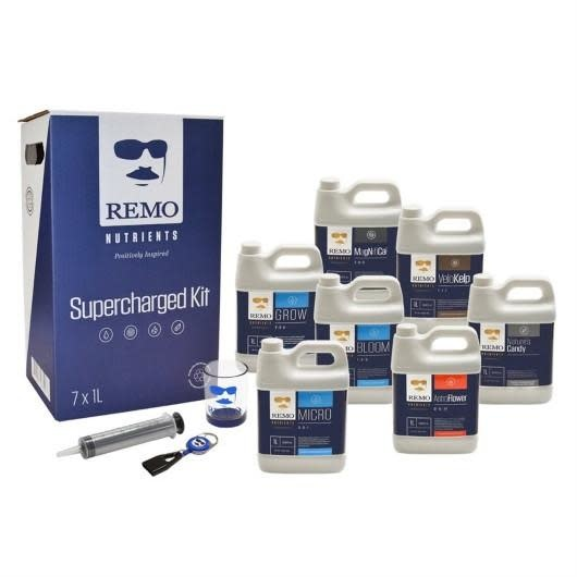 Remo Nutrients Remo Nutrients - Supercharged Kits