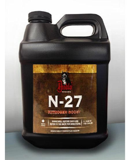Diablo N-27 Nitrogen Boost