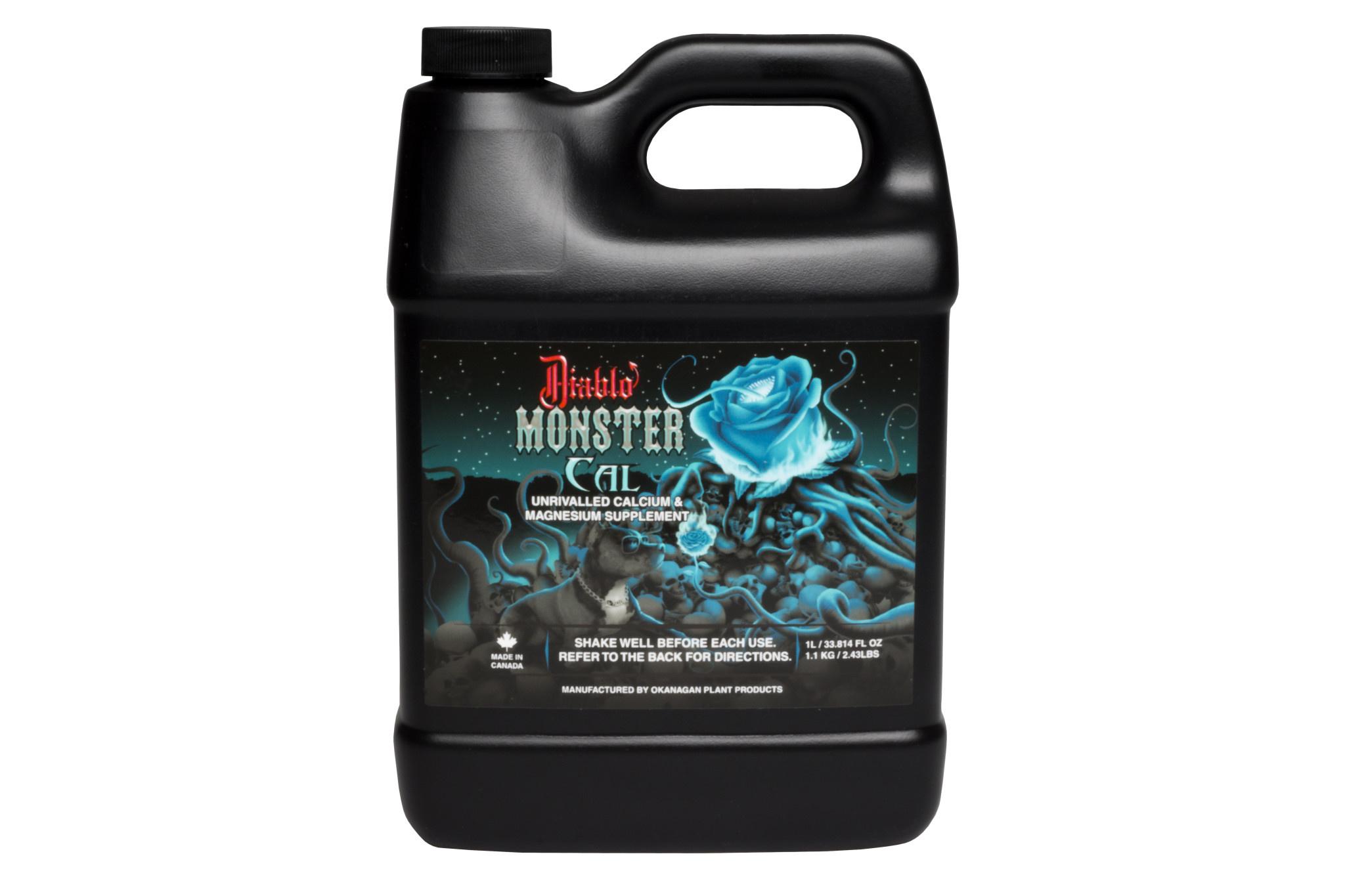 Diablo Nutrients Diablo Nutrients - Monster Cal