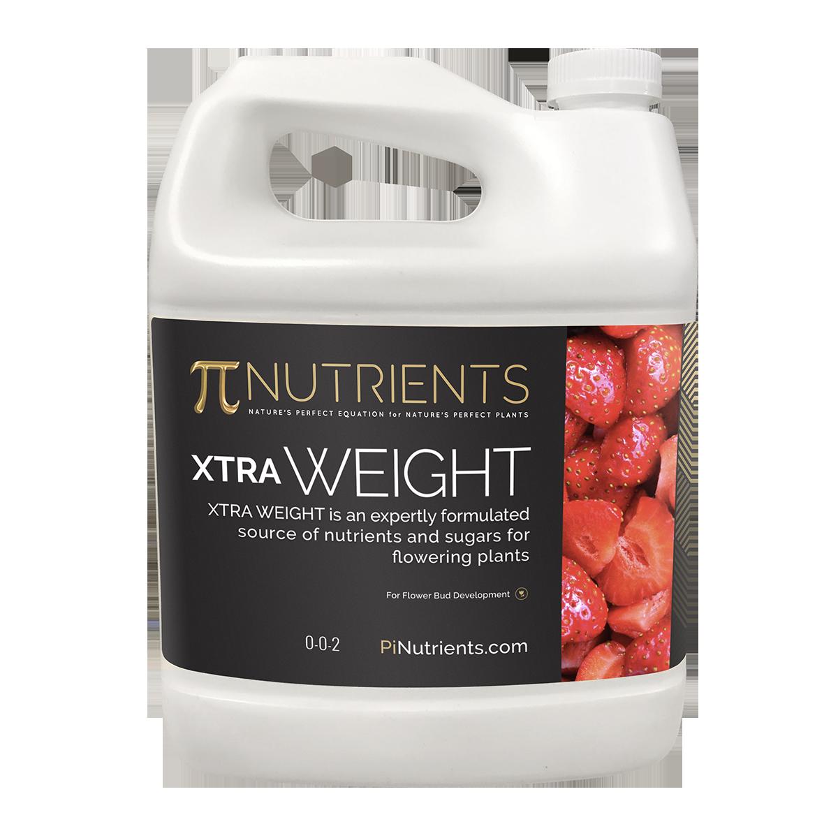 Pi Nutrients Pi Nutrients - Xtra Weight