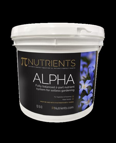 Pi Nutrients - Alpha