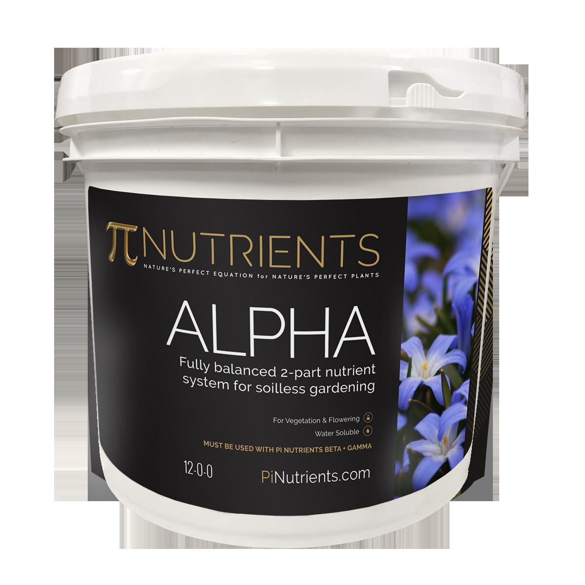 Pi Nutrients Pi Nutrients - Alpha