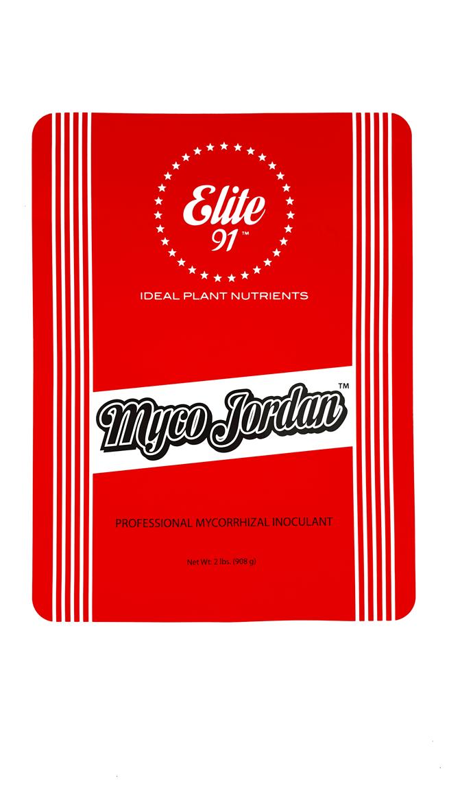 Elite 91 Elite 91 - Myco Jordan Professional Mycorrhizal Inoculant