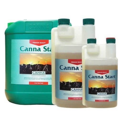 Canna Canna - Start