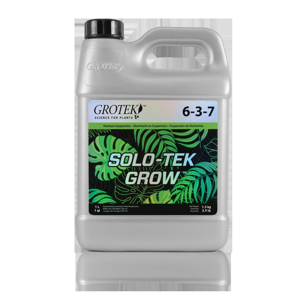 Grotek Grotek - Solotek Grow