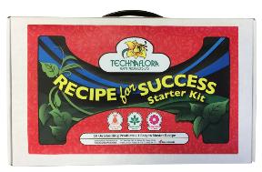 TechnaFlora TechnaFlora - Recipe For Success Starter Kit