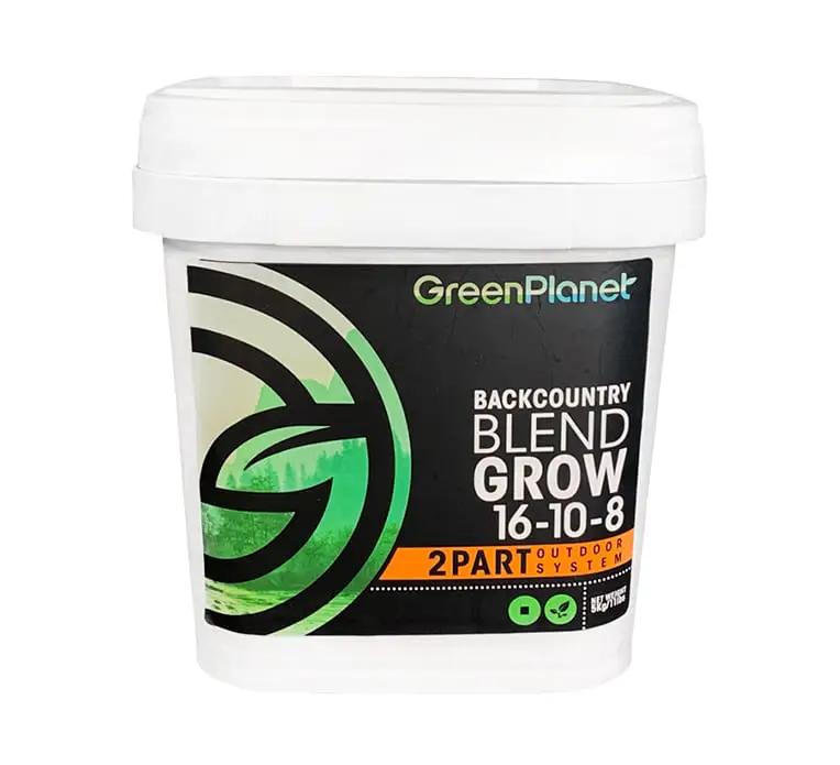 Green Planet Nutrients Green Planet Nutrients - Backcountry Blend Grow