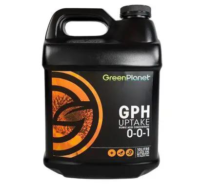 Green Planet Nutrients Green Planet Nutrients - GPH Uptake