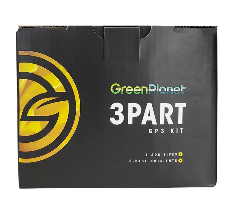 Green Planet Nutrients Green Planet Nutrients - GP3 - 3 Part Kit
