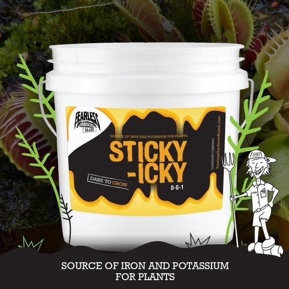 Fearless Gardener Brand Fearless Gardener Brand - Sticky-Icky