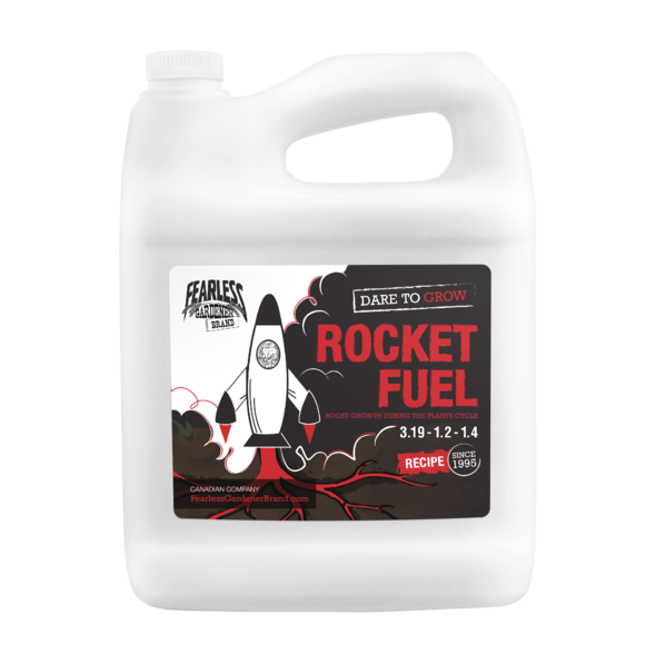 Fearless Gardener Brand Fearless Gardener Brand - Rocket Fuel