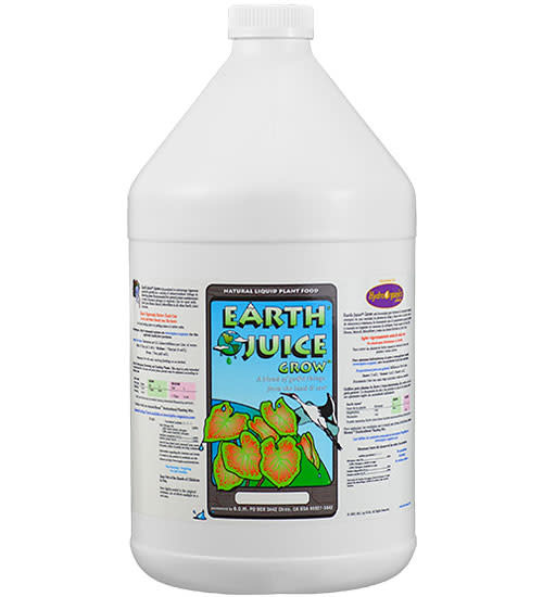 Earth Juice Earth Juice - Grow