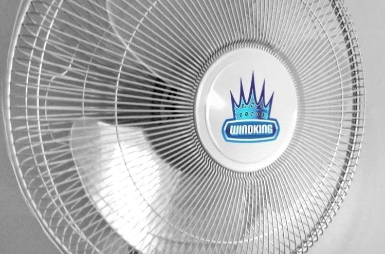 """Wind King Wind King - Wall Mount Fan 16"""""""
