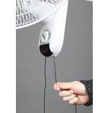 "Hurricane Hurricane - Classic Oscillating Wall Mount Fan 16"""