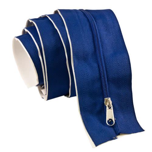 Instant Zipper - 6.5' Adhesive Zipper Door