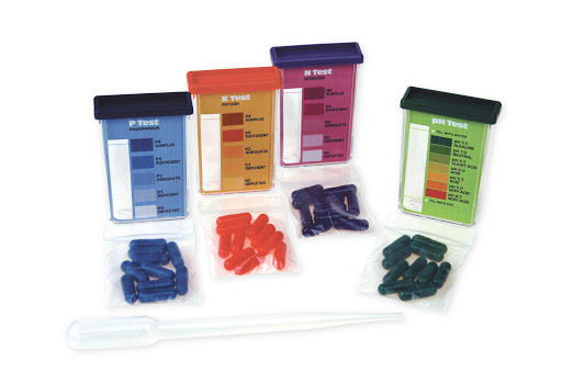 Luster Leaf Luster Leaf - Rapitest Soil Test Kit #1601