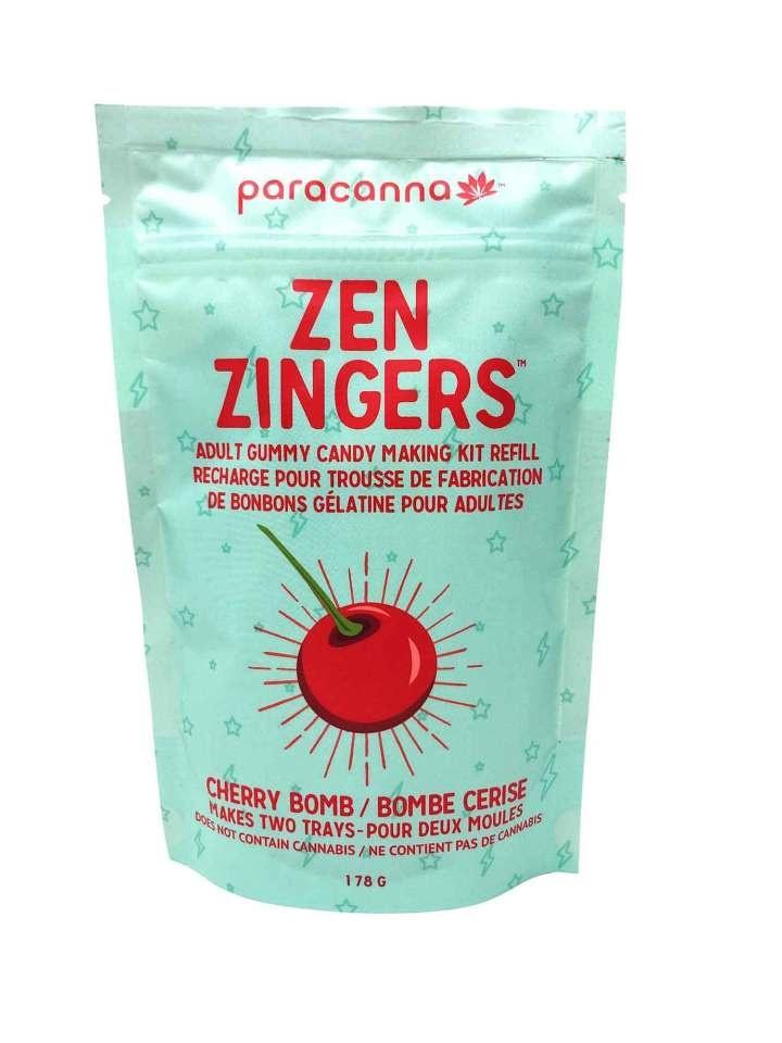 Paracanna Paracanna - Zen Zingers Adult Gummy Candy Making Kits