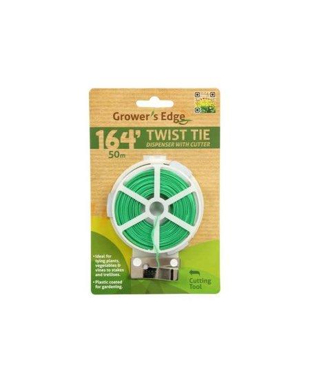Twist Tie w/Cutter