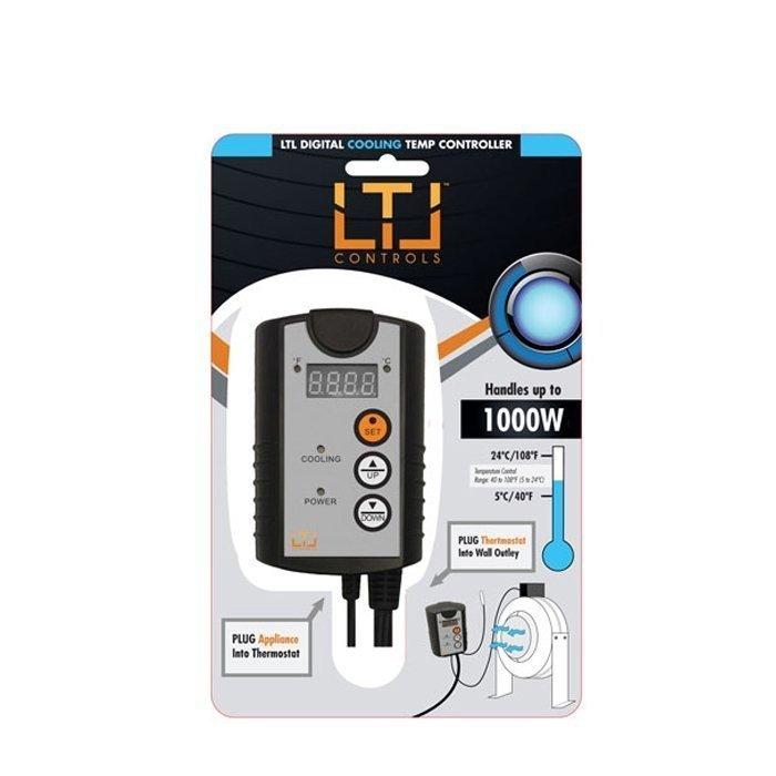 LTL Controls LTL Digital Temp Controller