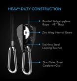 AC Infinity AC Infinity - Heavy Duty Adjustable Rope Clip Hanger