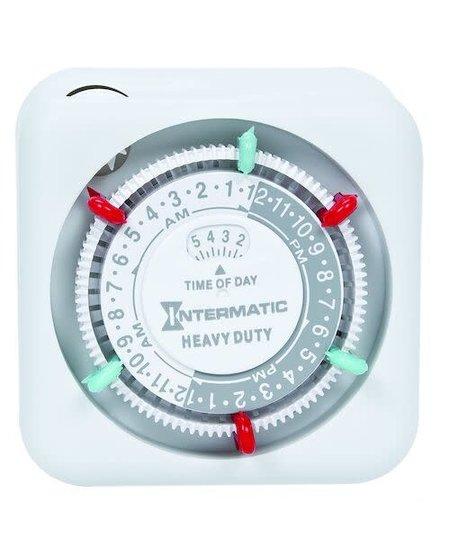 15A Heavy Duty Timer