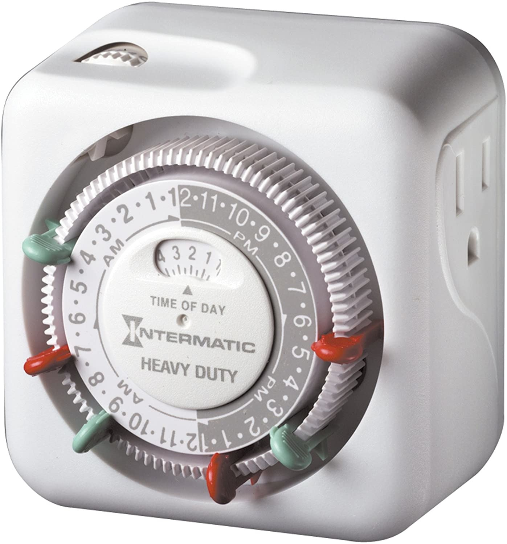 Intermatic Intermatic - 15A Heavy Duty Timer (TN311)