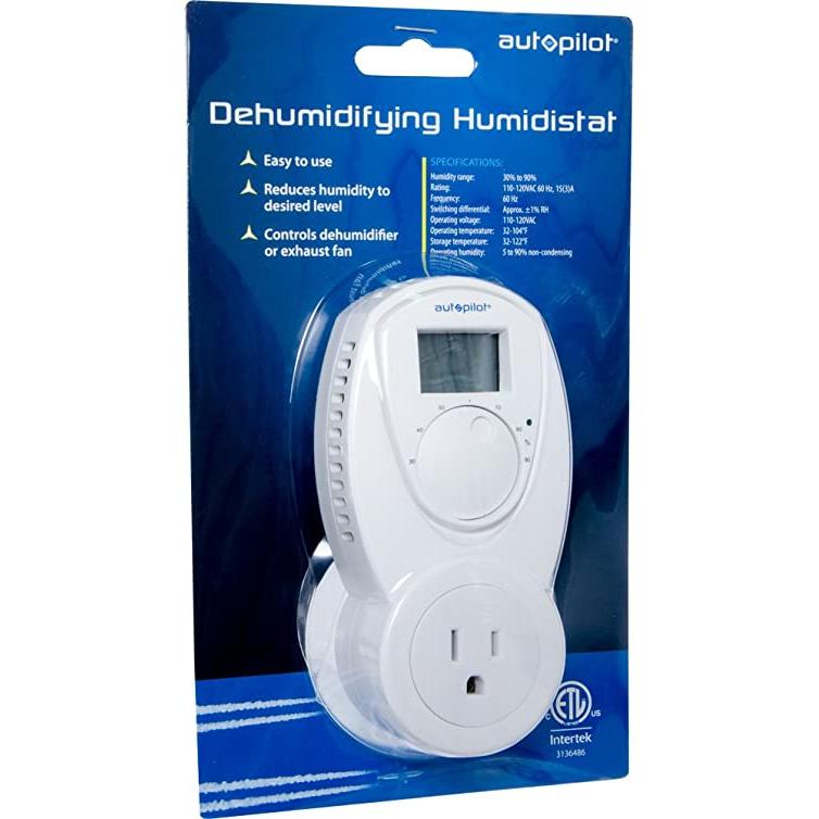Autopilot Autopilot - Dehumidifying Humidistat